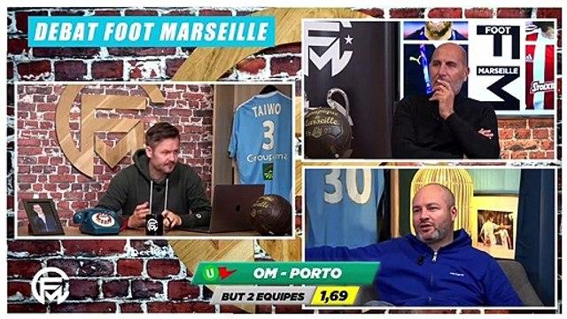 OM - FC Porto les Paris FCM