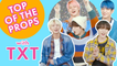 TXT sing One Direction, BTS and Jessie J in a game of Top of the Props