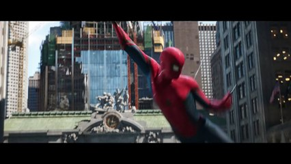 Spider-man : far from home Bande Annonce VF HD