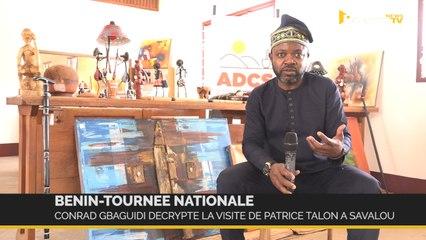 Bénin - Tournée nationale: Conrad Gbaguidi décrypte la visite de Patrice Talon à Savalou