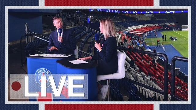 Replay : Paris Saint-Germain - RB Leipzig, l'avant match au Parc des Princes