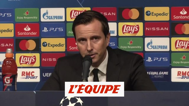 Stéphan : «On fait honneur à la Ligue des champions» - Foot - C1 - Rennes