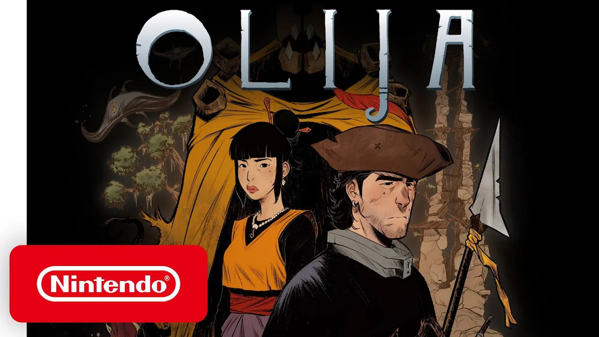 Olija - Teaser Trailer - Nintendo Switch
