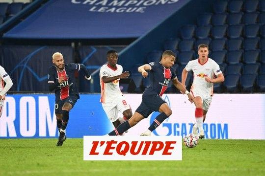 Paris assure l'essentiel - Foot - C1 - PSG