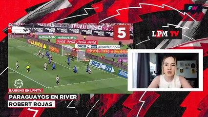 Ranking: paraguayos en River