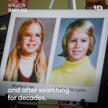 Answers In Lyon Sisters' Mysterious Disappearance Come Four Decades Later