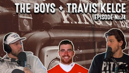 Bussin' With The Boys - Catch Up, College Football, and Travis Kelce