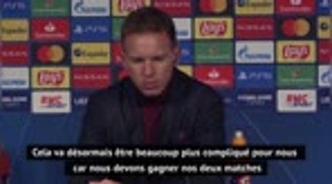 """Groupe H - Nagelsmann : """"Le penalty ? Je ne comprends pas la décision de l'arbitre"""""""