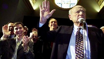 Former NYC Mayor David Dinkins dies at 93