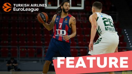 Focus on: Pierria Henry, Baskonia: 'There's a story behind my style'