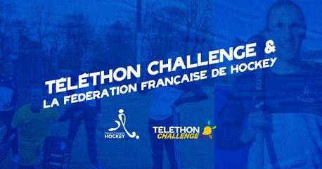 Participe au #TéléthonChallenge !