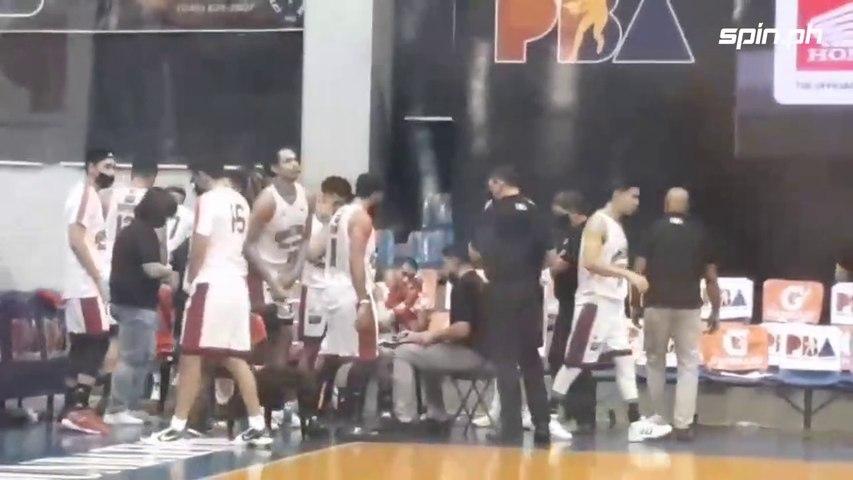 Cone letting Richard del Rosario coach Ginebra