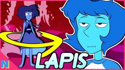 Lapis Lazuli & Her Symbolism EXPLAINED! (Steven Universe)