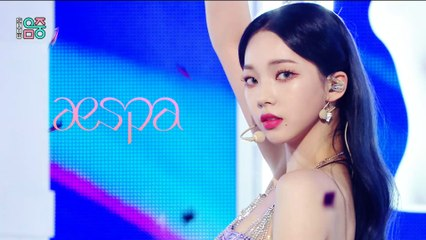 [Debut Stage] aespa -Black Mamba, 에스파 -블랙맘바 Show Music core 20201128