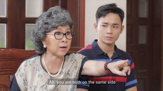 Bà nội Bị xem như người thứ 3 xen vào chuyện của cháu nội