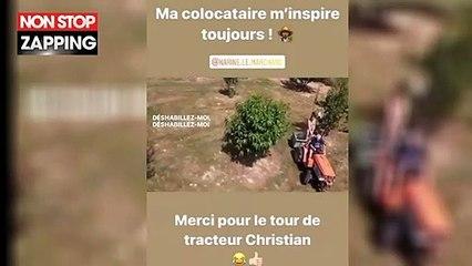 Stéphane Plaza nu, tient sa promesse faite à la ministre Emmanuelle Wargon (Vidéo)