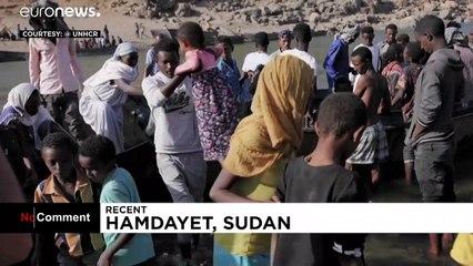 بیش از ۵ هزار غیرنظامی از ترس جنگ در منطقه تیگرای اتیوپی به سودان فرار کردند