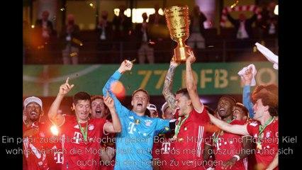 Das DFB-Pokal-Spiel zwischen Bayern München und Holstein Kiel wurde verschoben