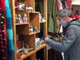 Les commerçants vont pourvoir rouvrir leurs boutiques - Reportage TL7 - TL7, Télévision loire 7