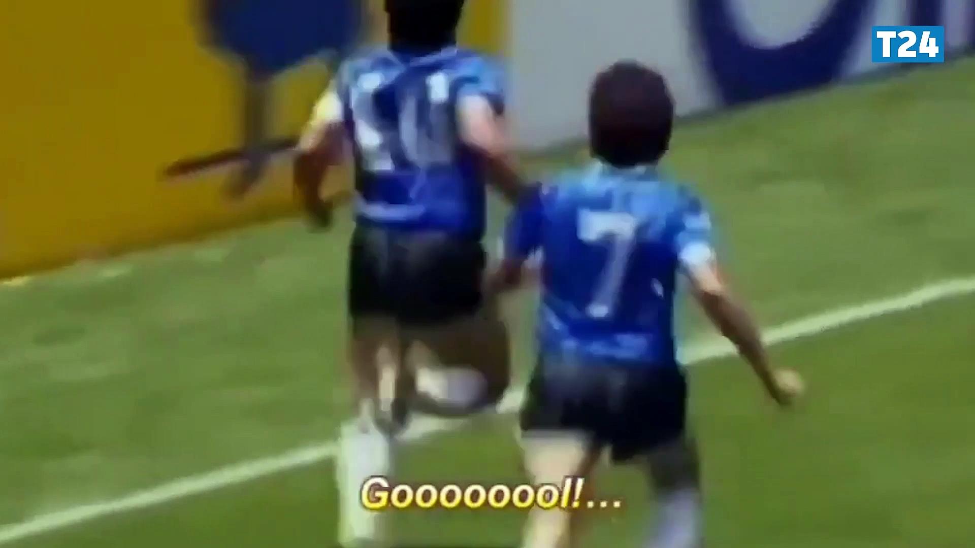 'Tanrının Eli'nden 'Yüzyılın Golü'ne; işte hayatını kaybeden futbol efsanesi Maradona'nın en güzel gol ve çalımları