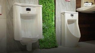 الصين: مراحيض مضادة الكورونا !!!