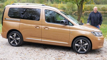 NEW Volkswagen Caddy 2020 - Full-Review