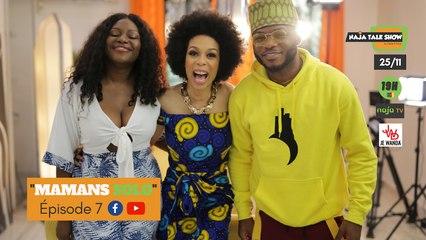 """Mamans solo"" avec Magasco, Marylène Owona et Céline V. Fotso dans Naja Talk Show"