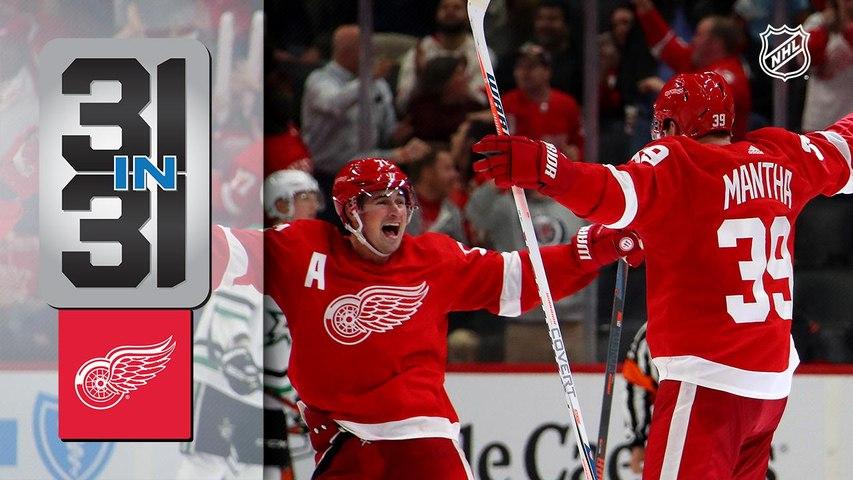 31 in 31: Detroit Red Wings 2020-21 season preview