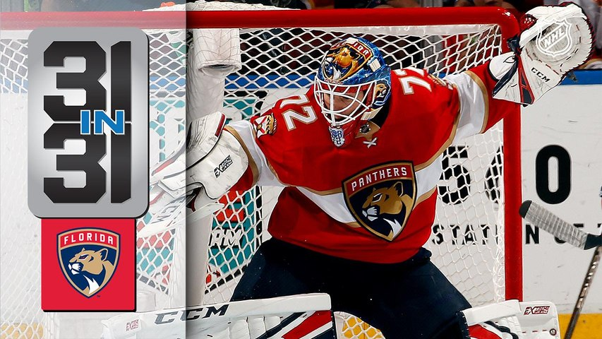 31 in 31: Florida Panthers 2020-21 preview
