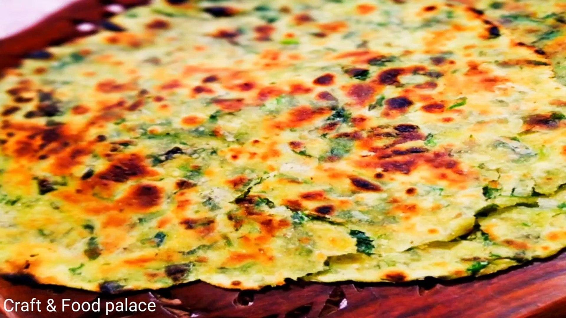 Methi paratha _ Breakfast recipes _ Special Paratha recipes || Indian Mom's recipes ||