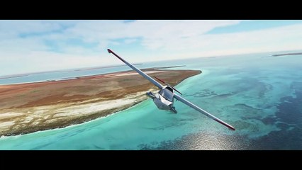 Microsoft Flight Simulator - Official Gameplay Reveal Trailer - X019
