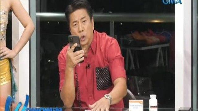Wowowin: Caller na isang ama, naka-jackpot sa 'Tutok to Win!'