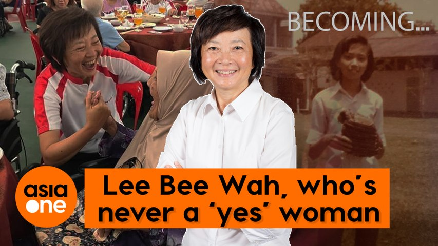 Becoming: Lee Bee Wah, who's never a 'yes' woman