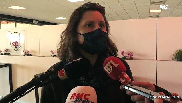 """Des spectateurs dans les stades """"en janvier ou février"""" espère Maracineanu"""
