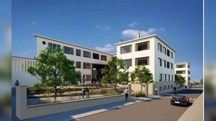 Montbrison : l'usine Gégé réhabilitée en 2024 - Reportage TL7 - TL7, Télévision loire 7
