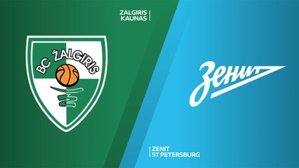 EuroLeague 2020-21 Highlights Regular Season Round 11 video: Zalgiris 75-83 Zenit