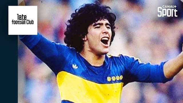 Les souvenirs oubliés de Diego Maradona