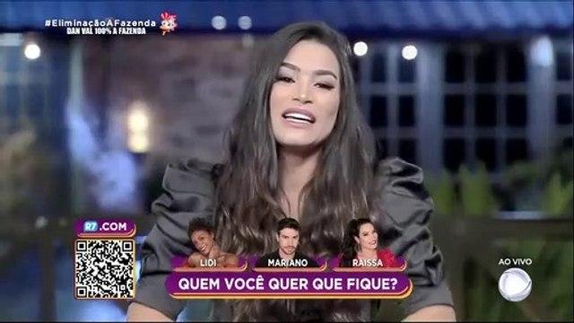 A FAZENDA 12  -  ELIMINAÇAO - EPISÓDIO 80 - PRIMEIRA PARTE