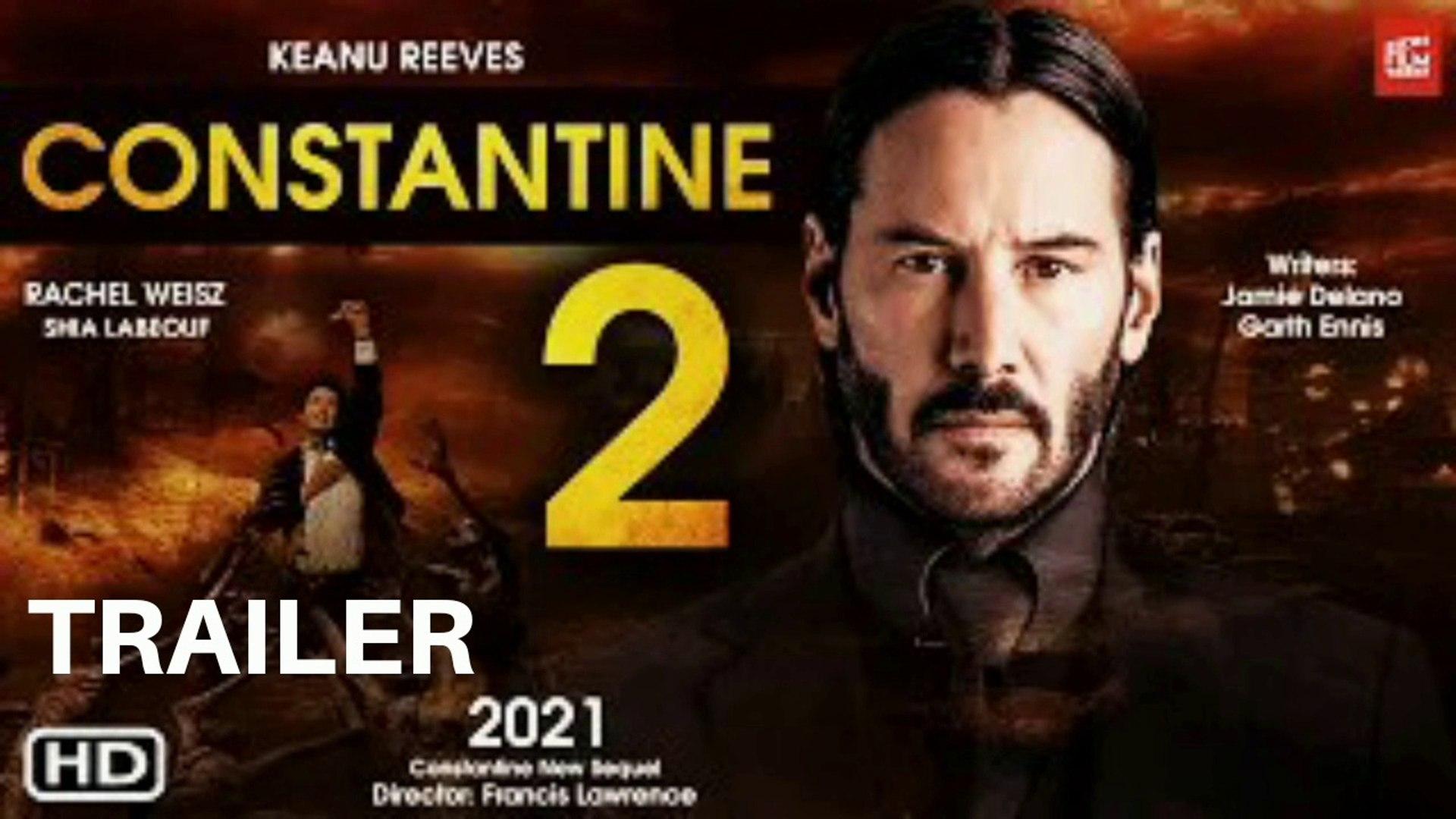 Constantine 20   Trailer 200201 Movie Keanu Reeves Movie [HD] Superhero Movie