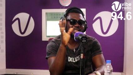 Découverte HAYÔ sur Vibe Radio Côte d'Ivoire