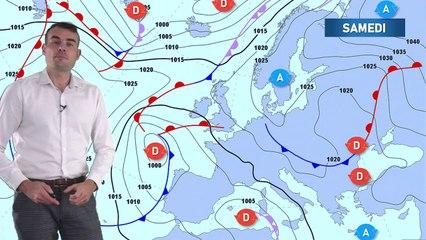 Illustration de l'actualité La météo de votre samedi 28 novembre 2020