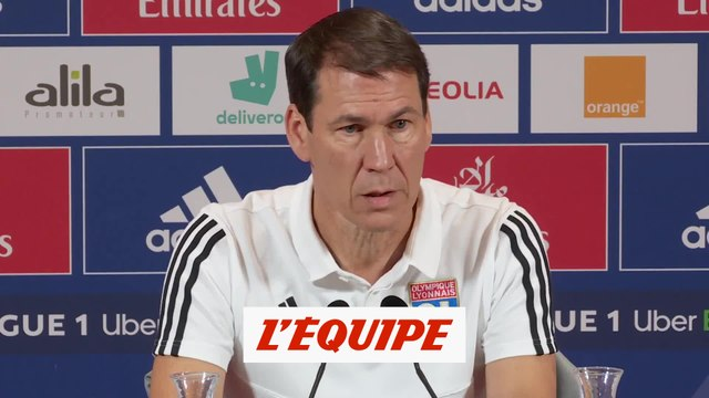 Garcia : «Aouar ? Logique de prendre des sanctions» - Foot - L1 - OL