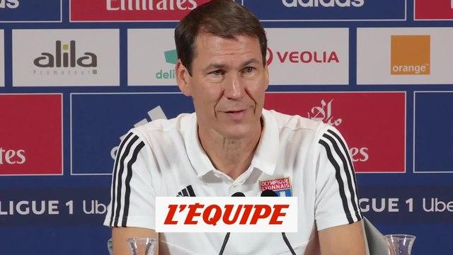 Garcia : «Continuer à gagner» - Foot - L1 - OL