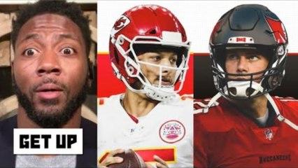 Ryan Clark reacts to Tampa Bay Buccaneers vs Kansas City Chiefs; Tom Brady must goes crazy