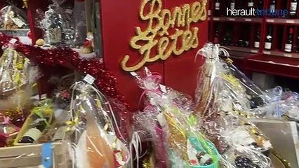 """AGDE - Noël approche ! La cave """"La Part des Anges"""" vous propose ses coffrets cadeaux de fêtes"""