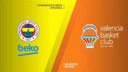 EuroLeague 2020-21 Highlights Regular Season Round 11 video: Fenerbahce 86-90 Valencia
