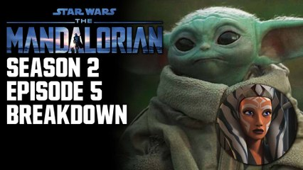 The Mandalorian (Season 2, Episode 5 Breakdown): What The Hell Is Happening?