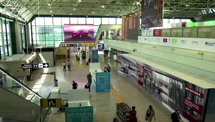 Rome airport to offer COVID-tested flights to U.S. with Delta, Alitalia