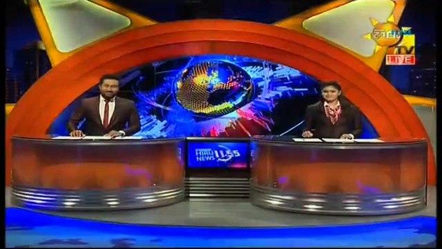 Hiru TV News 11.55 - 28-11-2020
