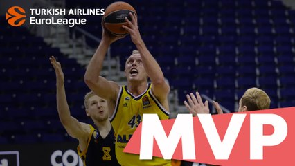 MVP of the Week: Luke Sikma, ALBA Berlin